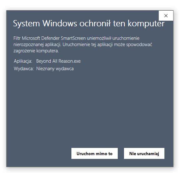 BAR - Instalator Windows