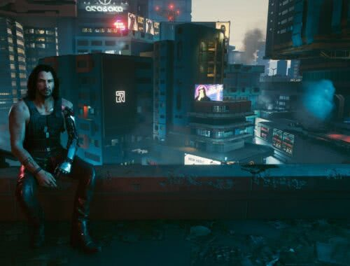 Wybór zakończenia Cyberpunk 2077
