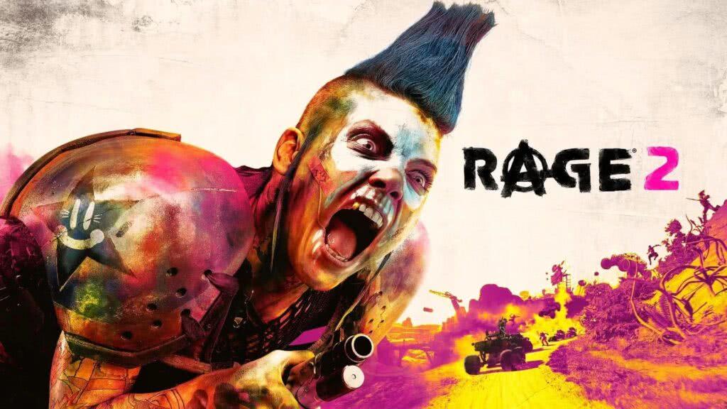 Rage 2 Bethesda 2019