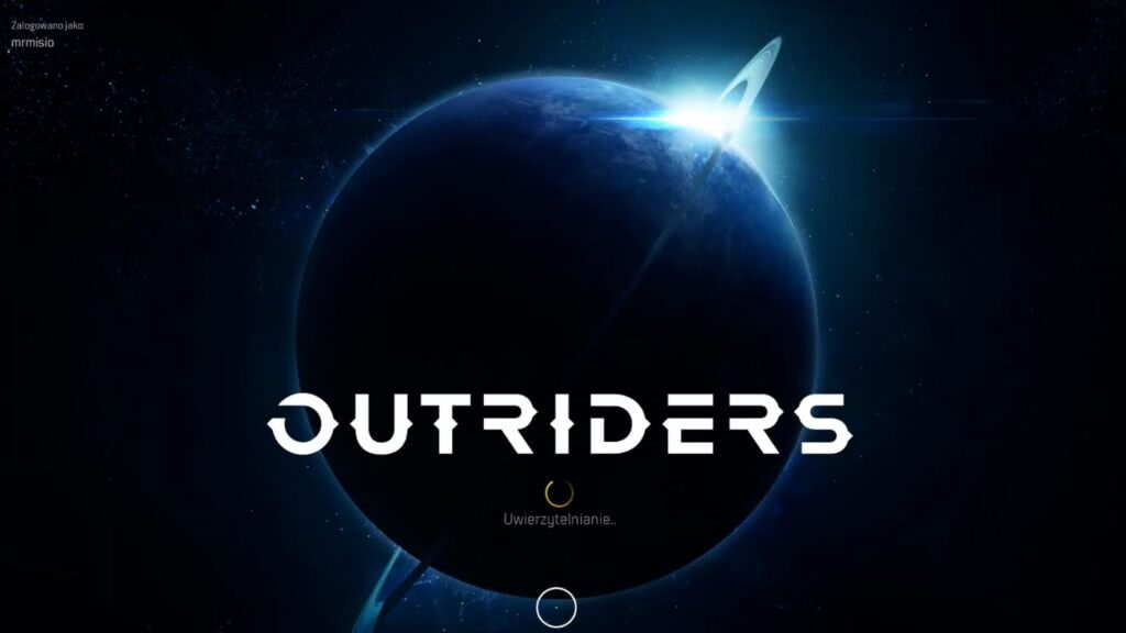 Outriders PC Demo 2021