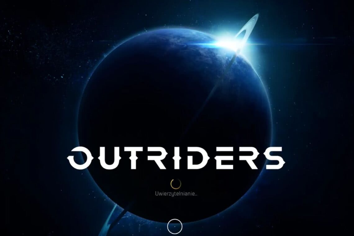 Demo Outriders PC Cover