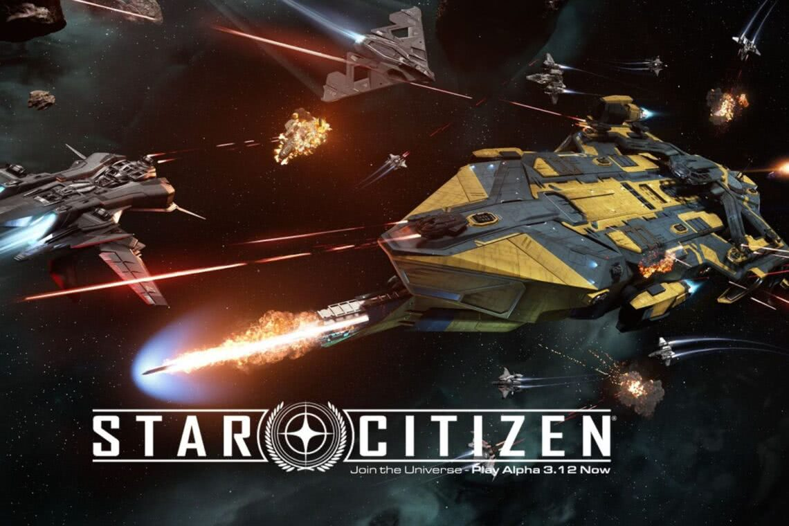 Star Citizen Alpha 3.12