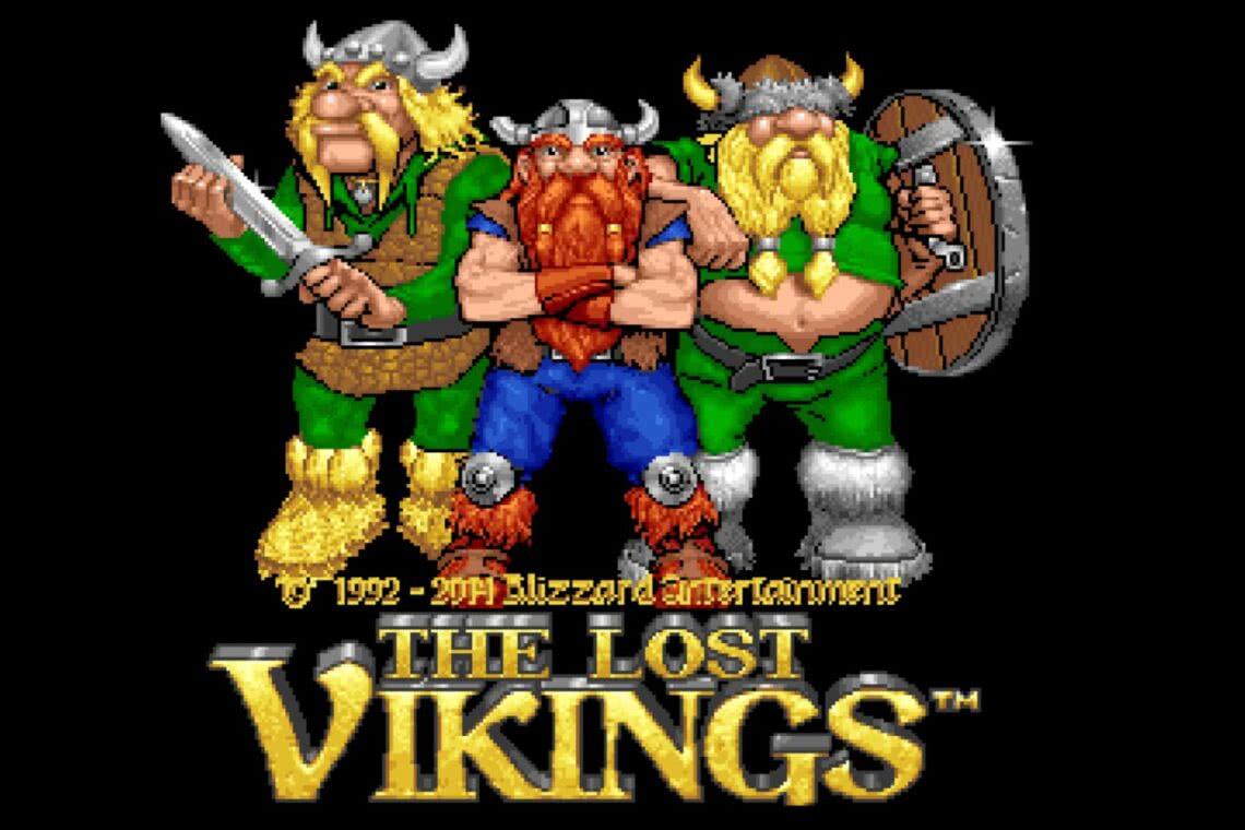 The Lost Vikings Blizzard Classic Arcade