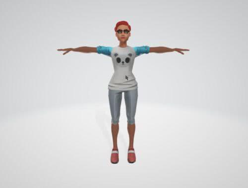 Avatar - 3D Model