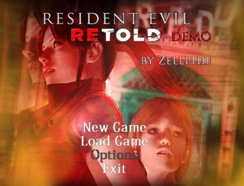 Resident Evil ReTold Demo