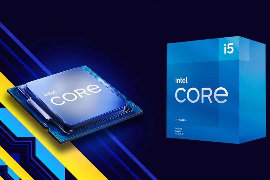 Intel Core i5-11400f Cover