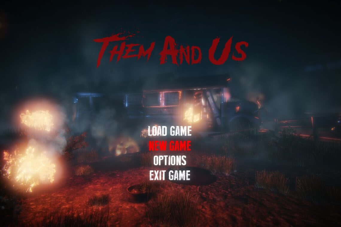 Them And Us Demo PC