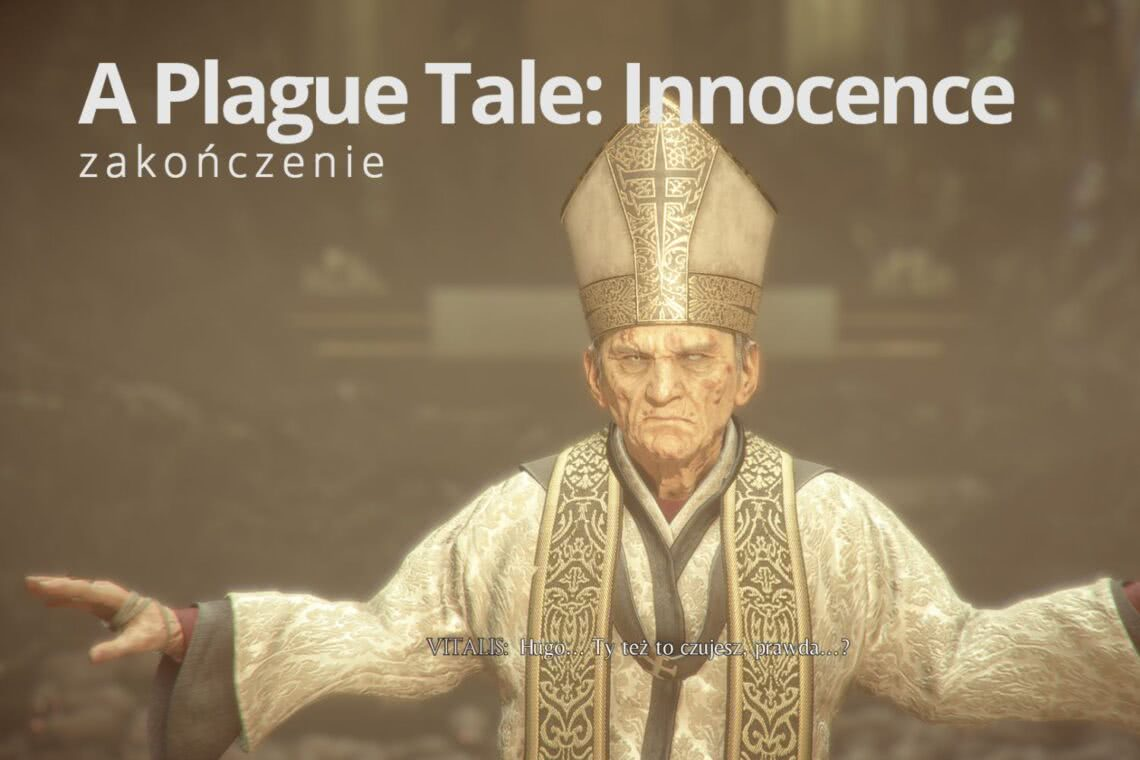 Zakończenie A Plague Tale Innocence