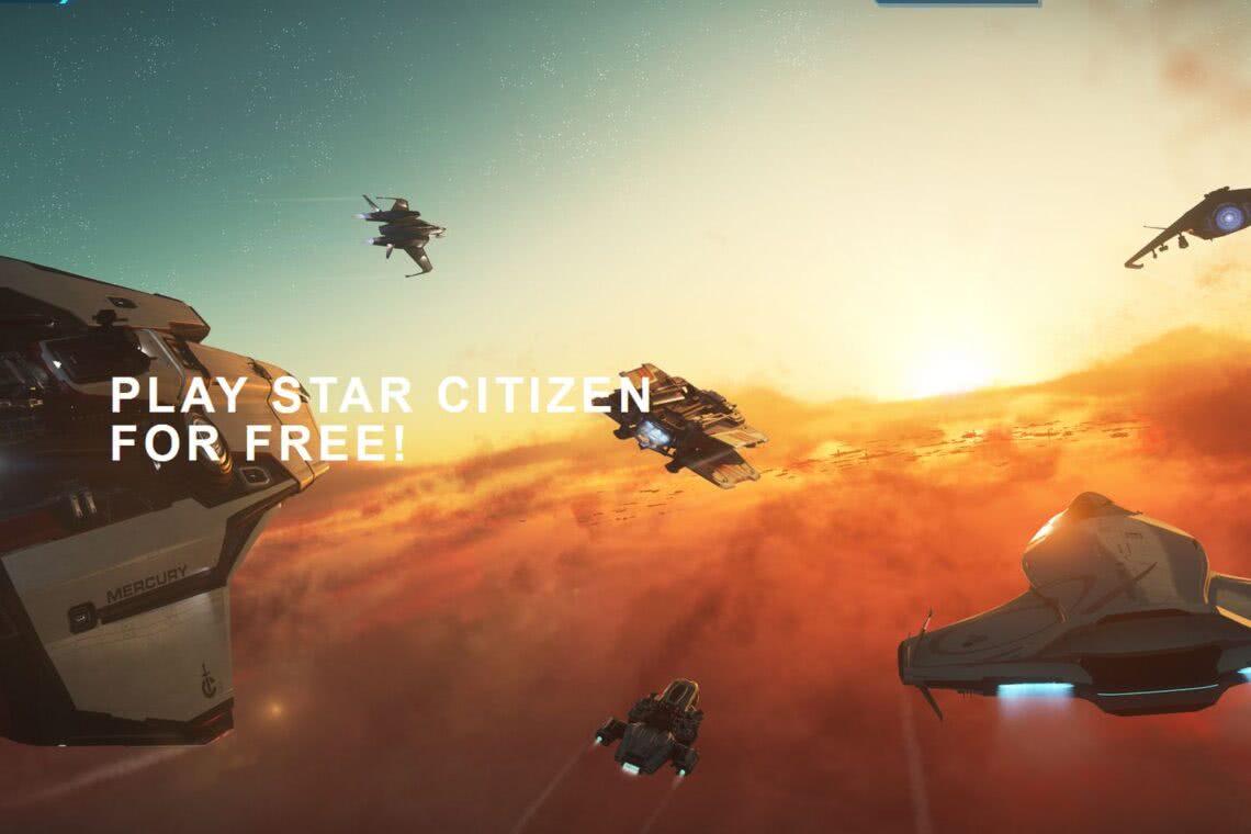 Star Citizen Alpha 3.14