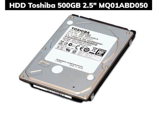 """HDD Toshiba 500GB 2.5"""" MQ01ABD050"""
